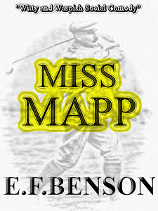 Miss Mapp by E.F.Benson